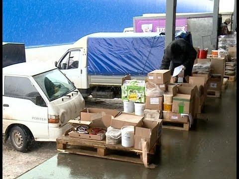 Работники прокуратуры проводят проверки предприятий торговли и крупных оптовых баз