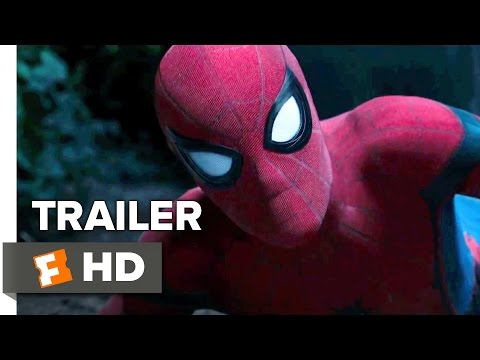 Spider-Man: Homecoming Trailer #1 (2017) | Movieclips Trailers (видео)
