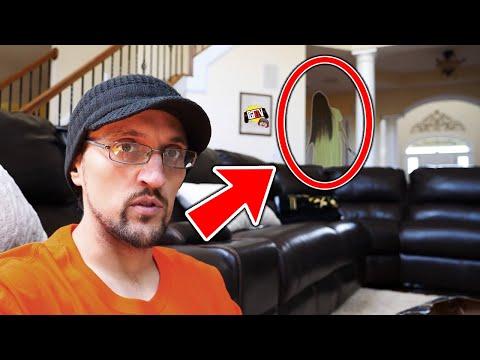 8 GHOSTS YouTubers CAUGHT ON CAMERA! (FGTeeV, MrBeast, Faze Adapt)