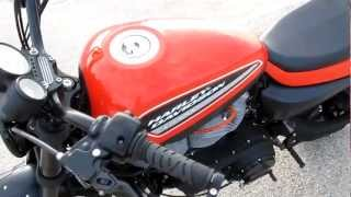 1. 2009 Harley-Davidson XR1200 Sportster For Sale