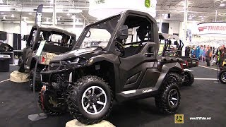 3. 2019 Cub Cadet Challenger MX 750 Utility ATV - Walkaround - 2018 Toronto ATV Show