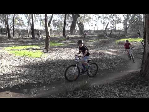 Coomealla Mountainless Bike Club - Coomie 5km Track - 6/10/2013 (видео)