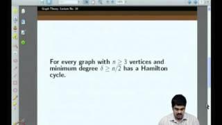 Mod-04 Lec-28 Boxicity,Sphericity, Hamiltonian Circuits