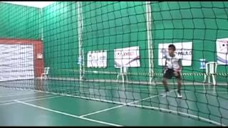 Jeesp: Badminton etapa