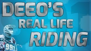 10. Real Life Riding | 2003 YZ125 at Aztec Raceway 6/21/2014