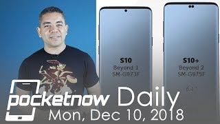 Galaxy S10 display leaks, Xiaomi smartphone with 48MP camera & more - Pocketnow Daily