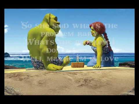 Accidentally in Love - Shrek 1