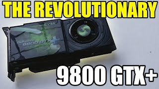 Help me out by using this link to buy yourself a 9800 GTX+, or the links below to buy anything at all on Amazon or Ebay, I receive a kickback:Buy the Geforce 9800 GTX+:Amazon - https://goo.gl/FPCDTBEbay - https://goo.gl/C0qrnfAmazon Associates Link for Entire Website: http://amzn.to/2433obu Ebay Associates Link for Entire Website: https://goo.gl/k0D4HpYet another Slash687 review! Today I saw if the Nvidia Geforce 9800GTX+ can still hold its own. This is a great GPU, the last of Nvidia's *000 series cards. This GPU marked the beginning of an era, and a shift toward PC Gaming supremacy. It's been over 8 years since Nvidia launched this mid range graphics card, but even when not overclocked this GPU was very capable. I hope you all take inspiration from this review and purchase one yourself if you're interested using my associates link.Snapchat: itsSlash687 Twitter: https://twitter.com/ItsSlash687Twitch: https://www.twitch.tv/slash687PC part prices, as well as the components used, are always subject to change, and the price stated in the video and title will not necessarily reflect the price of the Amazon/Ebay deals in the video. Donate to me on Paypal (All donations are put towards future videos, in the form of purcasing PC hardware):https://www.paypal.com/cgi-bin/webscr?cmd=_s-xclick&hosted_button_id=SQ2NBA5BA4UAW Have any PC related questions? Want recommendations for parts for your PC build? Email me at Slash687Help@gmail.com and I'll personally answer your questions!