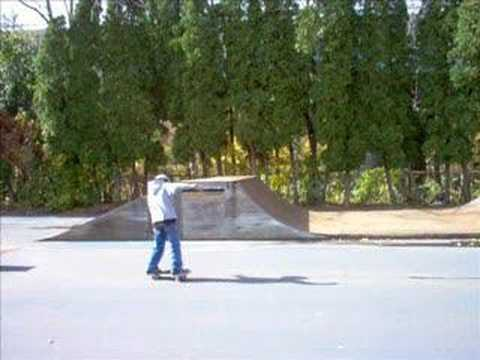 2006 Seymour skatepark competition