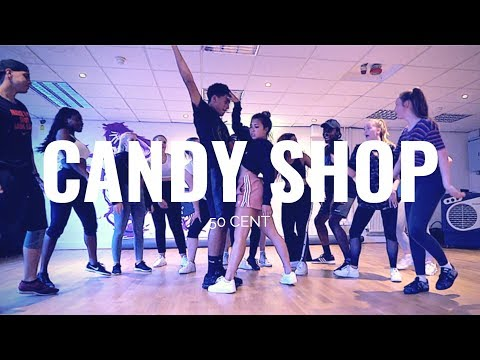 CANDY SHOP - 50 Cent | Choreography By Beckie Hughes & Joel Gooding