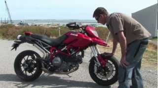 10. Ducati Hypermotard Review