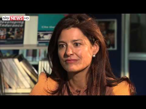 miriam gonzalez - Liberal Democrat leader Nick Clegg's wife, the high-flying lawyer Miriam Gonzalez Durantez, has told Sky News that she does not want to