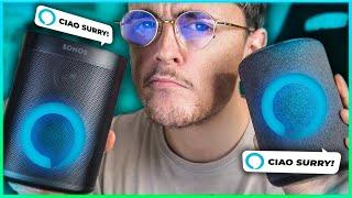 ALEXA vs ALEXA (Echo vs Sonos)