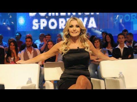 """paola ferrari ritorna alla """"domenica sportiva""""!"""