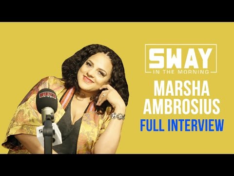 Marsha Ambrosius Reveals Explosive Truth on Why Floetry Broke Up   Talks New Fiancé and Baby
