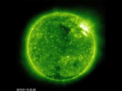 Monster sunspot groups appear on the Sun!_Best sun videos ever