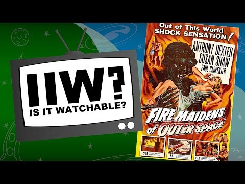 Is It Watchable? Review - Fire Maidens Of Outer Space