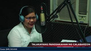 Episode 36 with RAFC Coordinator Amor dela Cruz