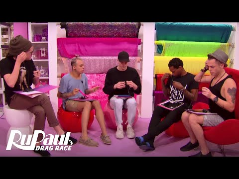 Milk Struggles w/ Being Eliminated by Kennedy 'Deleted Scene'   RuPaul's Drag All Stars