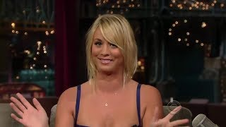 Kaley Cuoco Interview