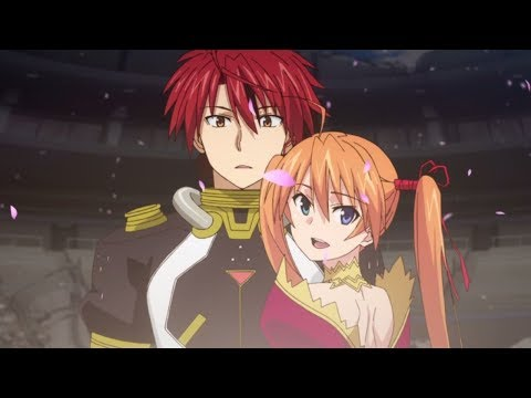 UQ Holder!「AMV」Living in a Nightmare