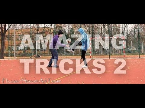 Amazing Tricks 2 - Soccer Skill Shots And More