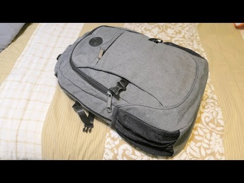 Laptop Backpack with USB Charging
