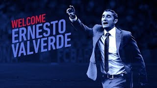 Welcome New Coach Ernesto Valverde