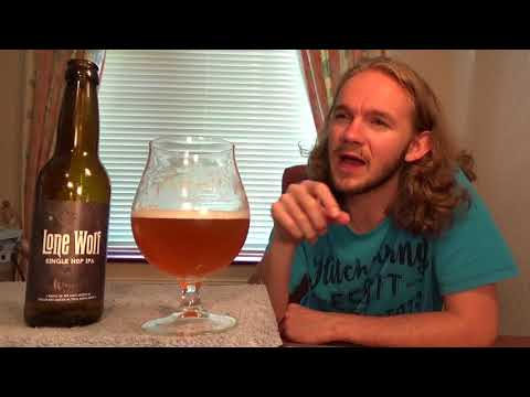 Beer Review #1121: Pivovarna Reservoir Dogs - Lone Wolf (Slovenia)