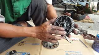 Video Akibat Jika Jarang Servis CVT Motor Matic MP3, 3GP, MP4, WEBM, AVI, FLV Februari 2019