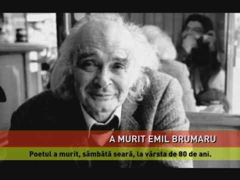 A murit Emil Brumaru