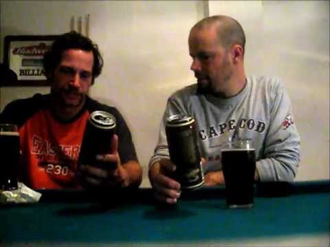 Pint's and Pals Funny Beer Review ep 4 Wellington County Dark