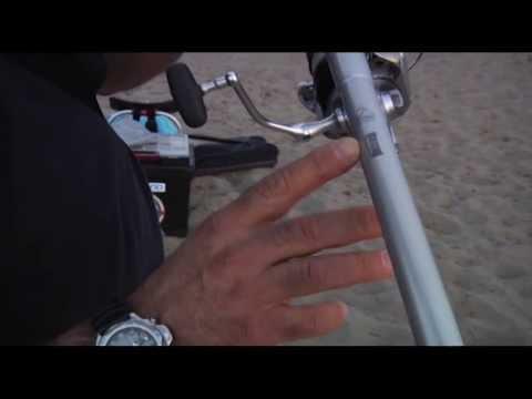 La pesca Surfcasting: Canna Ultegra Surf Tele Shimano con Municchi e Carta