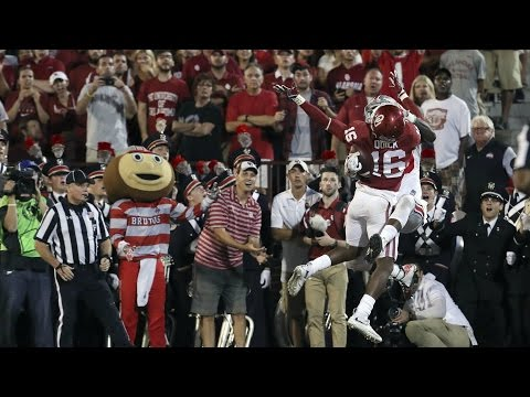 Ohio State's Noah Brown Turns In 'Catch Of The Year' Nominee | CampusInsiders (видео)