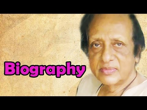 Chandrashekhar Vaidya - Biography