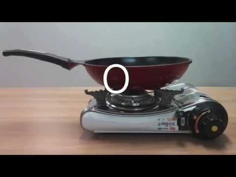Suntouch Portable Gas Stove Safety info movie