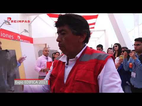 Expo EDIFICA 2017 (видео)