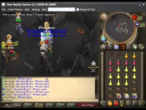 [NRPK] Team GWAS vs 3 Random Teams:  1 Bang (видео)