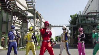 10 Years After Tokusou Sentai Dekaranger 10 Years After