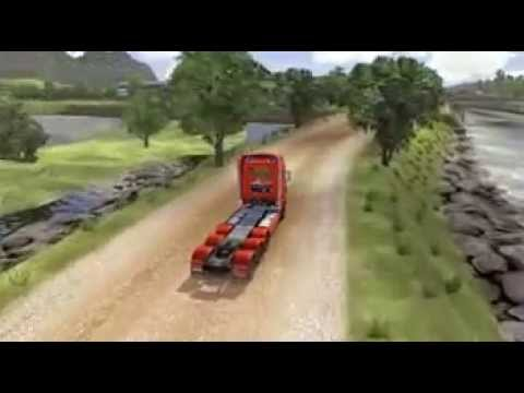 Sound Scania + Horn General Lee 1.10.x