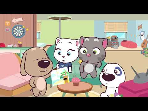 Talking Tom and Friends Minis ALL EPISODES EVER (3 hours)