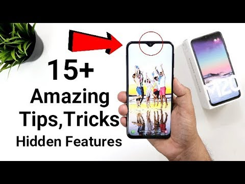 Samsung M20 Top 15+Tips,Tricks,Hidden Features,Advance Features Hindi