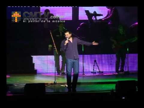 Jorge Rojas video Vuelvo - Gran Rex Sep. 2012