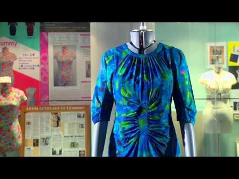 這台「伸縮自如」的機器模特兒看起來很正常,但真的運作起來卻讓全世界的服裝設計師瘋狂搶購!