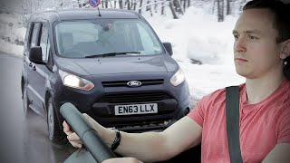 London To Italy In 1 Day: Ford Tourneo Road Trip Diary