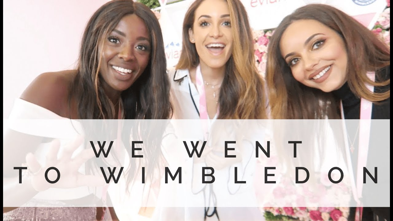 COME WITH ME TO WIMBLEDON | Danielle Peazer