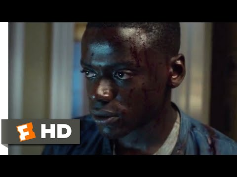 Get Out (2017) - Chris's Revenge Scene (9/10)   Movieclips