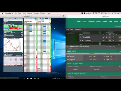 NFL Trading On Betfair – Testing The Markets