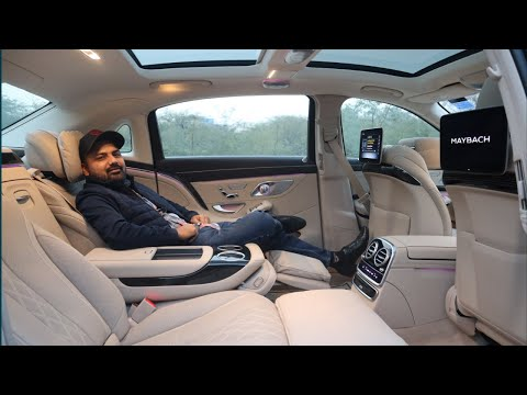 The Ultimate 7 Star Ultra Luxury Car | Preowned Mercedes S560 Maybach For Sale | MCMR
