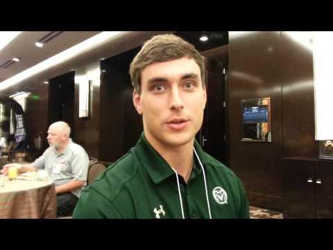 Garrett Grayson Interview 8/6/2014 video.